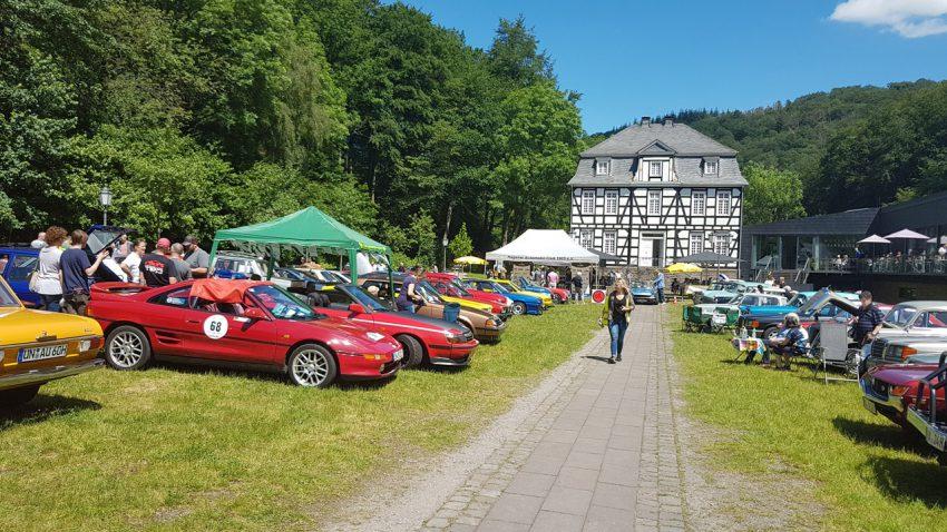 Oldtimertreffen Hagen Freilichtmuseum